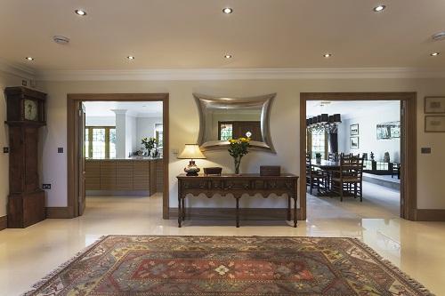 Décorer sa maison avec un tapis de luxe design