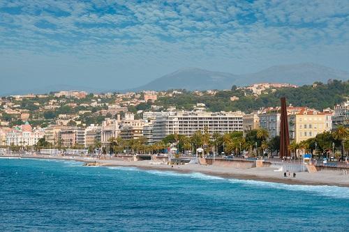 Propriété à vendre sur la Côte d'Azur
